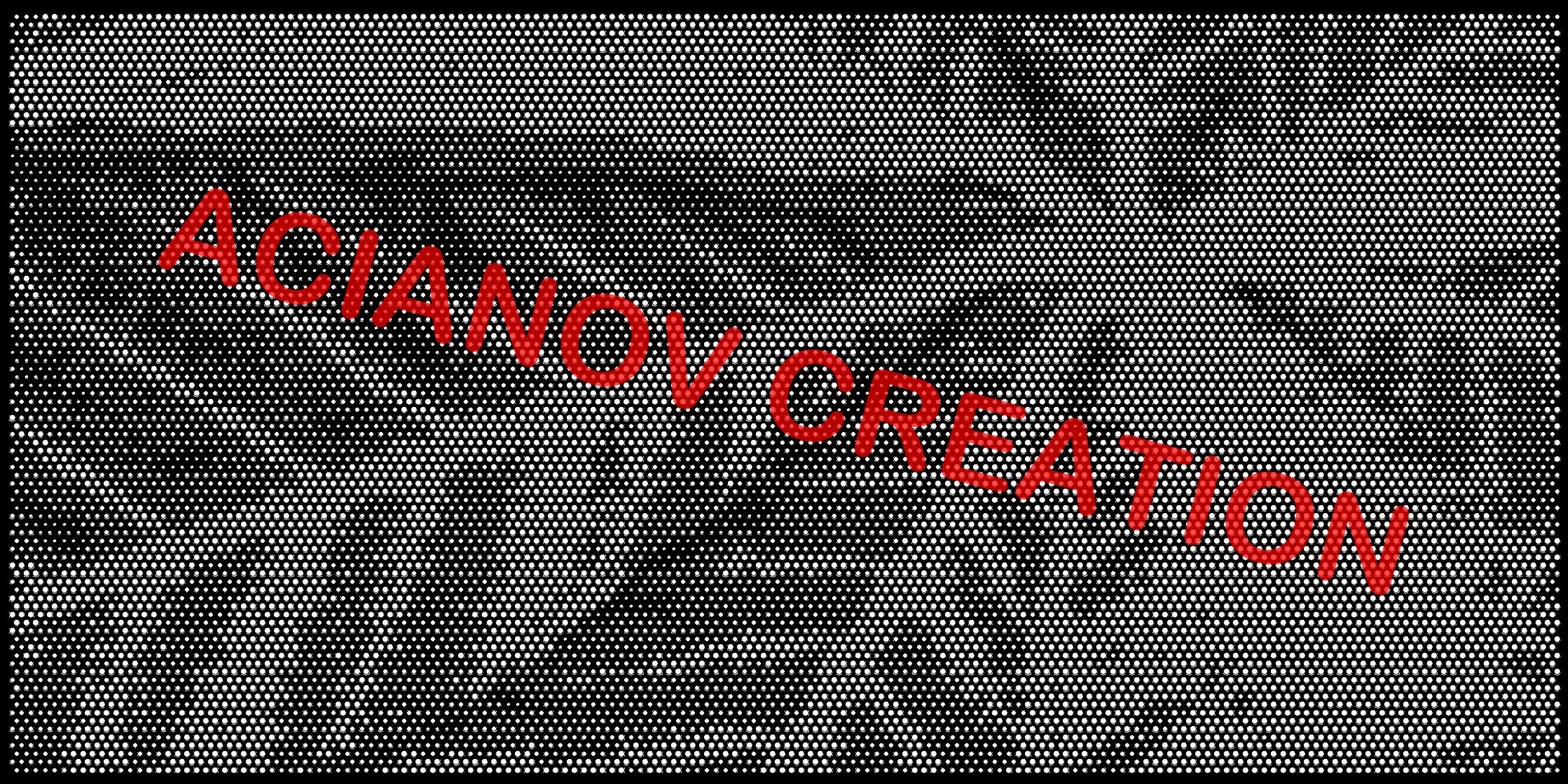 green acianov creation logo
