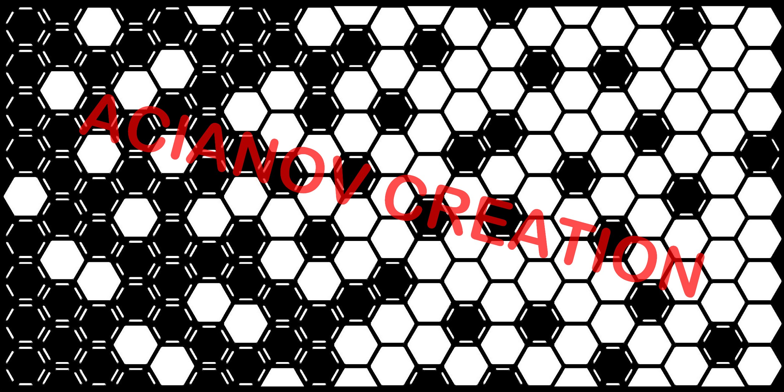 op hexa acianov creation logo